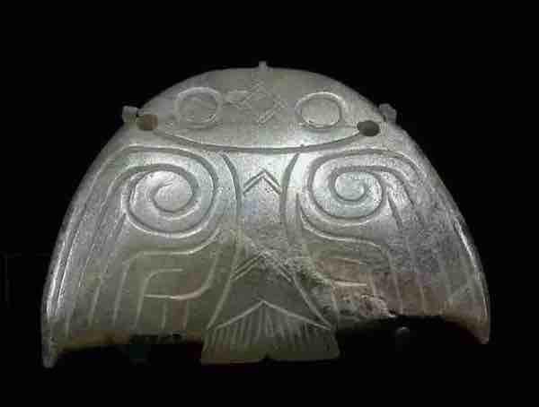 Jade Cicada of the Shang Dynasty