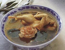 Stewed Chicken and Pork