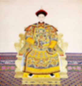 Guangxu Emperor, By Court Painter of the Qing Dynasty
