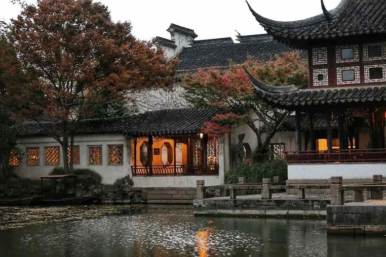 Lingering Garden, Photo from The Official Site of Suzhou Travel.