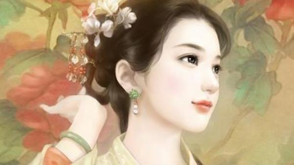 Liu Chuyu the Princess Shanyin