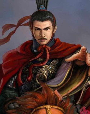 Great marshal Wei Qing of Han Dynasty