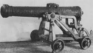 Red-barbarian Cannon of the Ming Dynasty