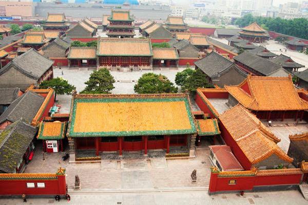 Imperial Palace of Shenyang
