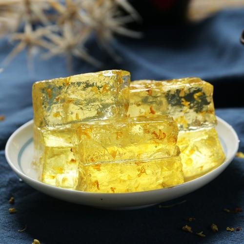 sweet-scented Osmanthus candy