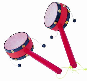 Toy Drum for Baby Bolang Gu
