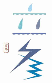 Beginning of Winter of Chinese Solar Terms, Li Dong.