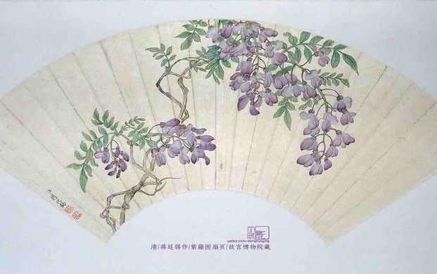 Fan Painting by Jiang Tingxi (1669 - 1732) of the Qing Dynasty — Palace Museum