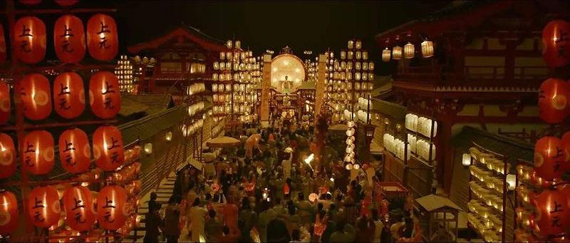 Lantern Festival of Tang Dynasty (618 — 907)