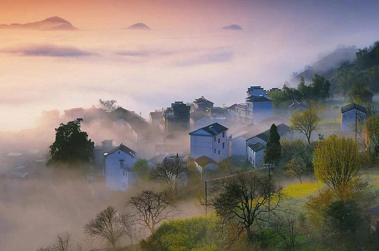 Baizhao Villiage of Qiandao Lake