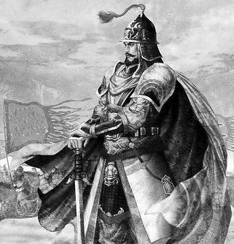 General Lan Yu of Ming Dynasty in History of China