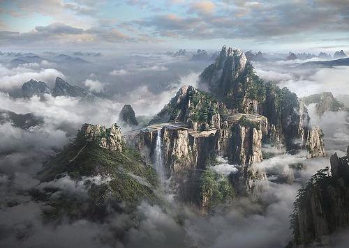 Mount Xicheng the prototype of legend Mount Kunlun