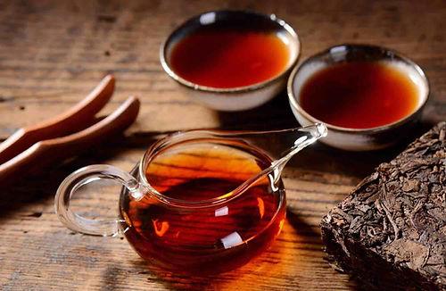Chinese Tea - Dark Tea