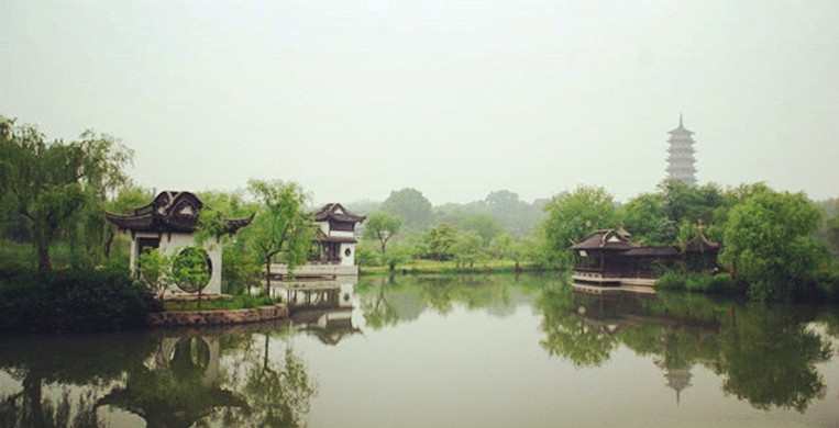 Traditional Private Gardens in southern China