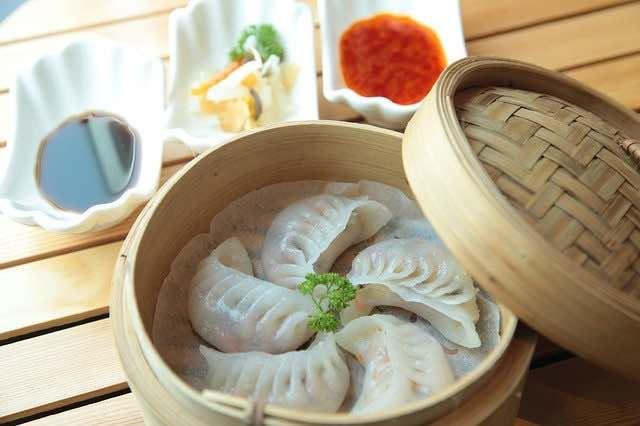 Dumpling, or Jiaozi
