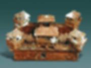 Pottery Model of Fortress (Wu Bao) in the Three Kingdoms Era