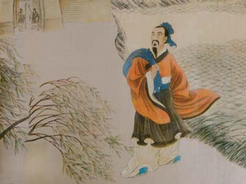 Unaccepted Philosopher Mo Tzu