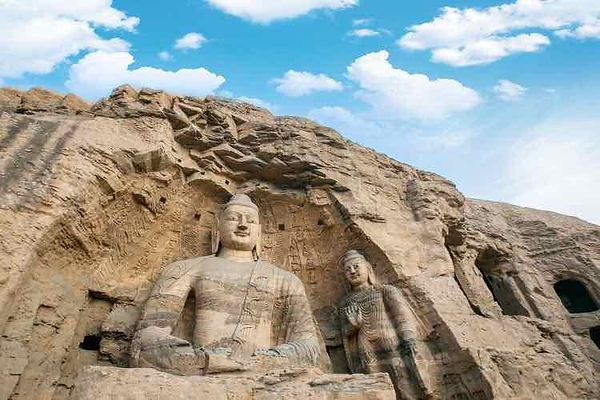Yungang Grottoes of Northern Wei, A UNESCO World Heritage Site