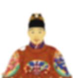 Emperor Zhu Youjian or Ming Si Zong or Chong Zhen of Ming Dynasty in History of China