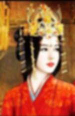 Gorgeous queen Zhao Feiyan