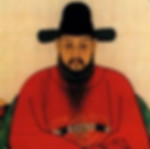 Minister and General Sun Chengzong of Ming Dynasty in History of China