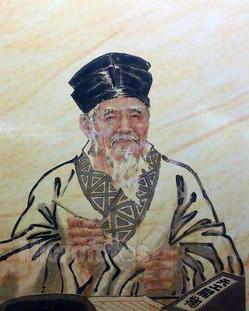 Scientist Song Yingxing of Ming Dynasty in History of China