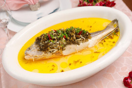 Stewed Yellow Croaker