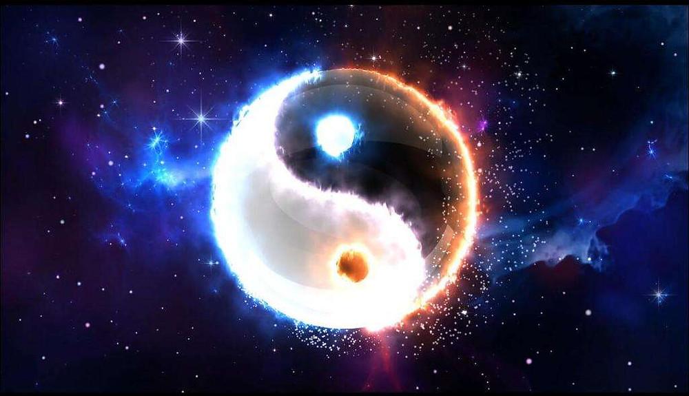 Tai Ji the harmony of Yin and Yang