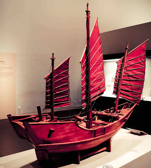 Recovery Model of Unearthed Civil Use Trade Ship of the Song Dynasty