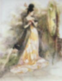 Princess Li Guoer of Tang Dynasty in History of China