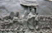 Relief Sculpture of Emperor Yang Guang of Sui Dynasty in History of China