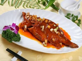Pickled Mandarin Fish