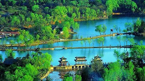 Natural scene and bridges