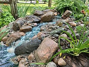 By The Pond Pet Spa - Paula's Waterfall.