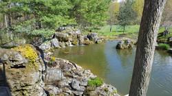 Jims pond last season - 2016