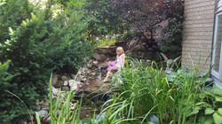 My little pond girl