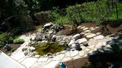 Klemmer pond completed