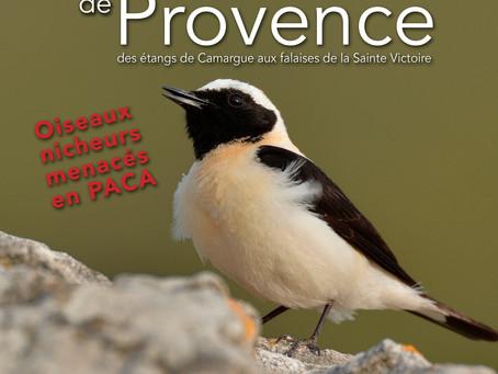 """L'exposition """"les Ailes de Provence"""" à Scamandre"""