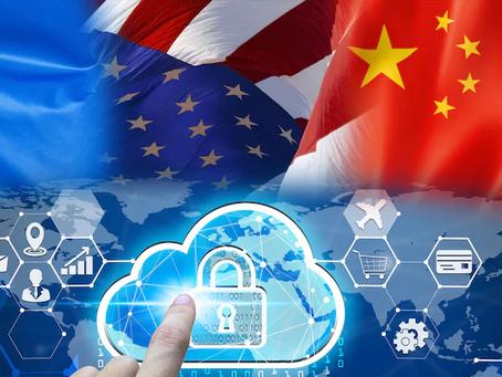 L'approccio normativo di Europa, Cina e Stati Uniti alla cessione dei dati personali e alla loro mon