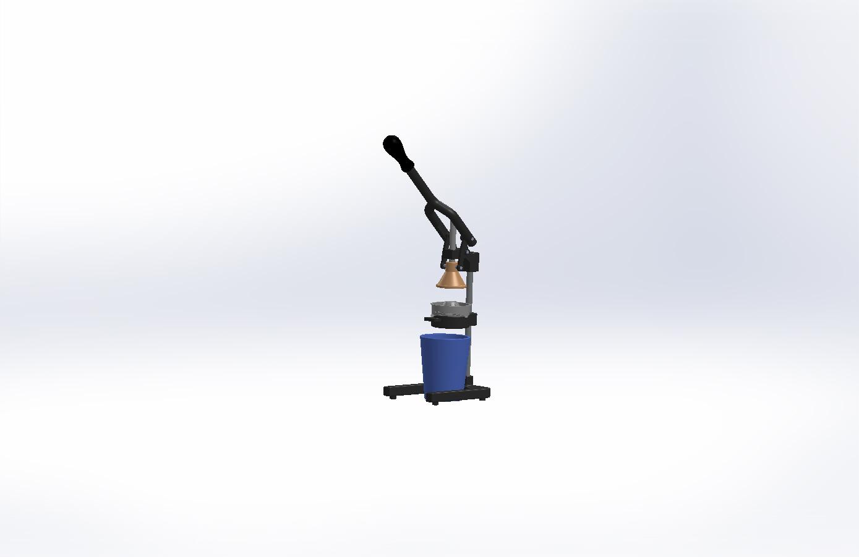 Juicer CAD Model