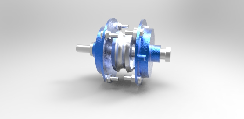 Rotor Photo-Realistic Rendering