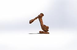 Robotic Arm CAD Model