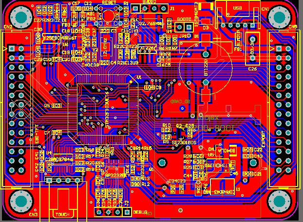 Printed Circuit Board (PCB) Layout