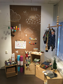 PopUp Shop Luleå Barn