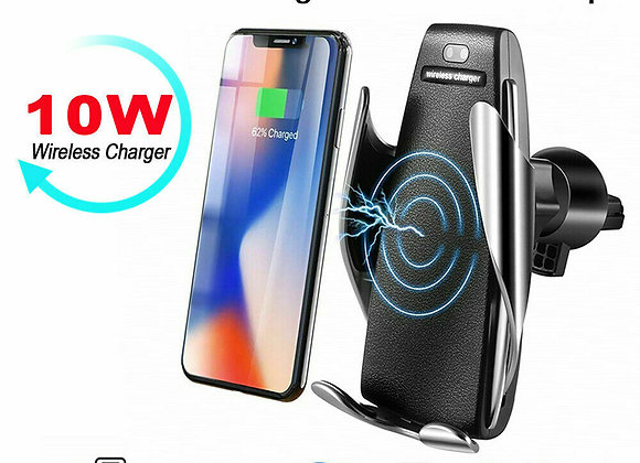 Car Fast Automatic Clamping Wireless Charging (AC)