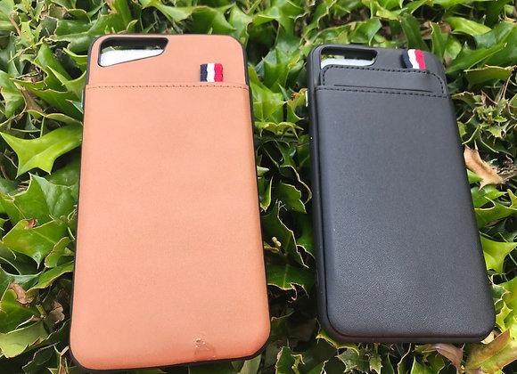Elegant Leather Wallet Case