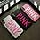 Thumbnail: PINK Embroidered Cases