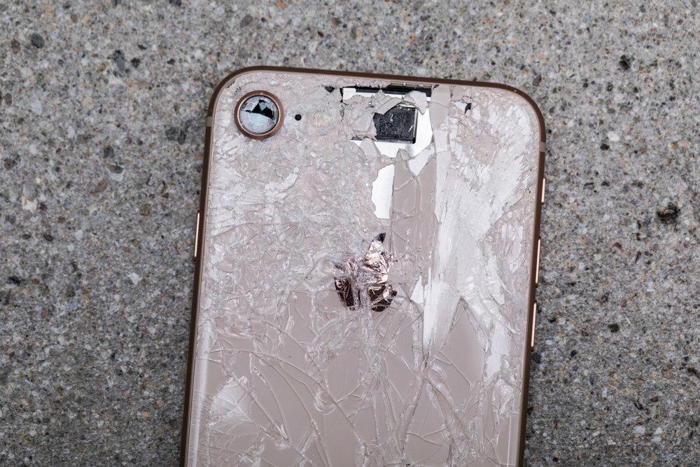iPhone Back Glass/Frame Repair