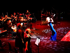 Joss Stone comes home to a live orchestra at the Royal Festival Hall