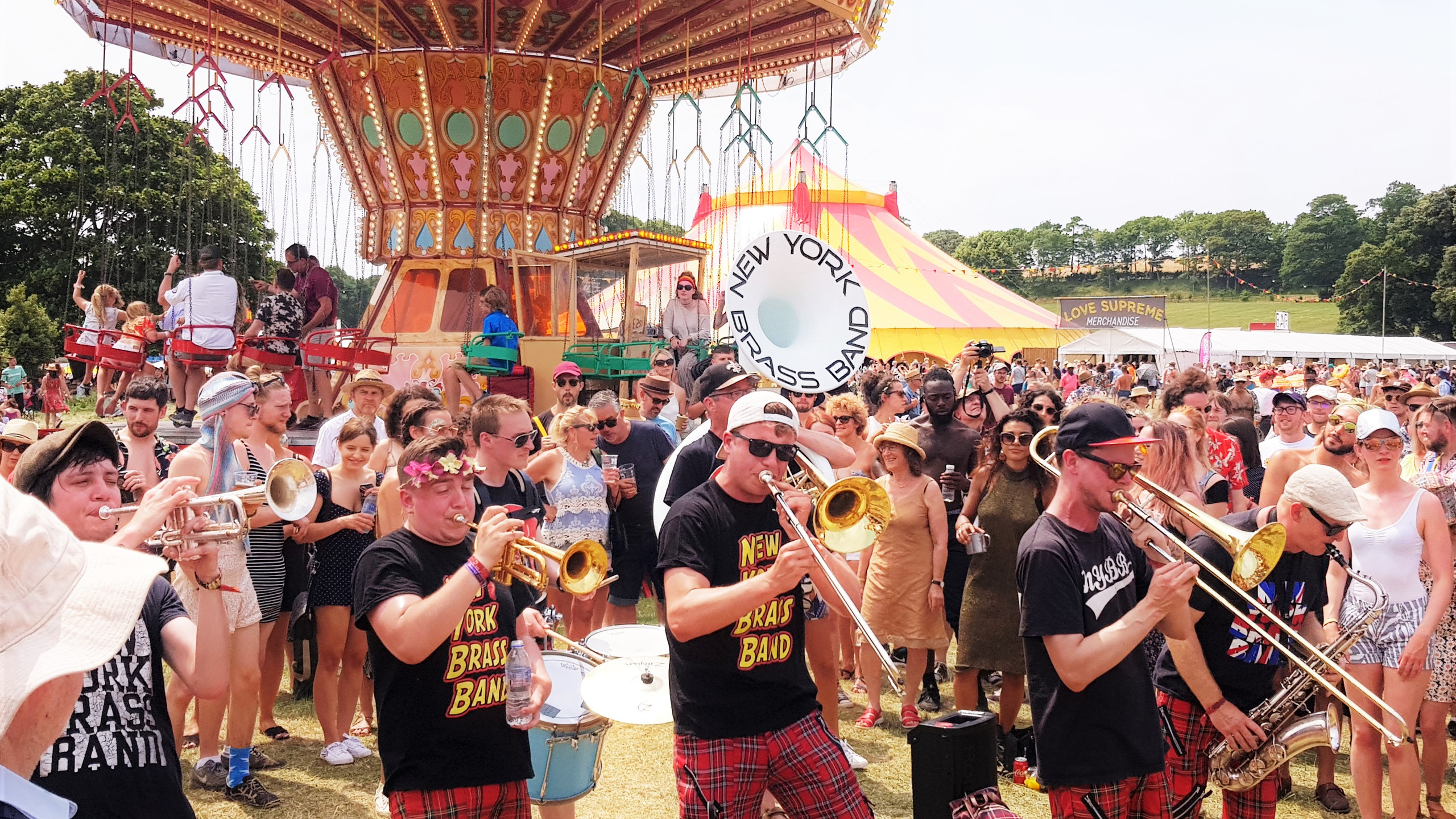 New York Brass Band _ Love Supreme 2